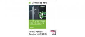 TEST SOLUTIONS E-VEHICLES